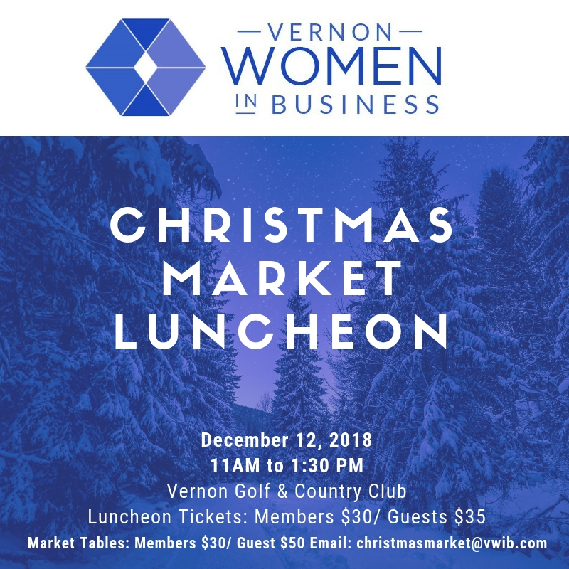 VWIB Christmas Market Luncheon