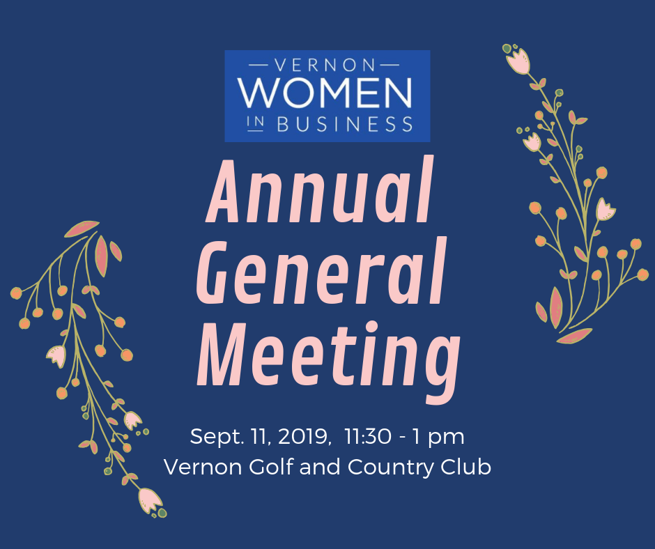 September 2019 AGM Meeting @ Vernon Golf and Country Club | Vernon | British Columbia | Canada