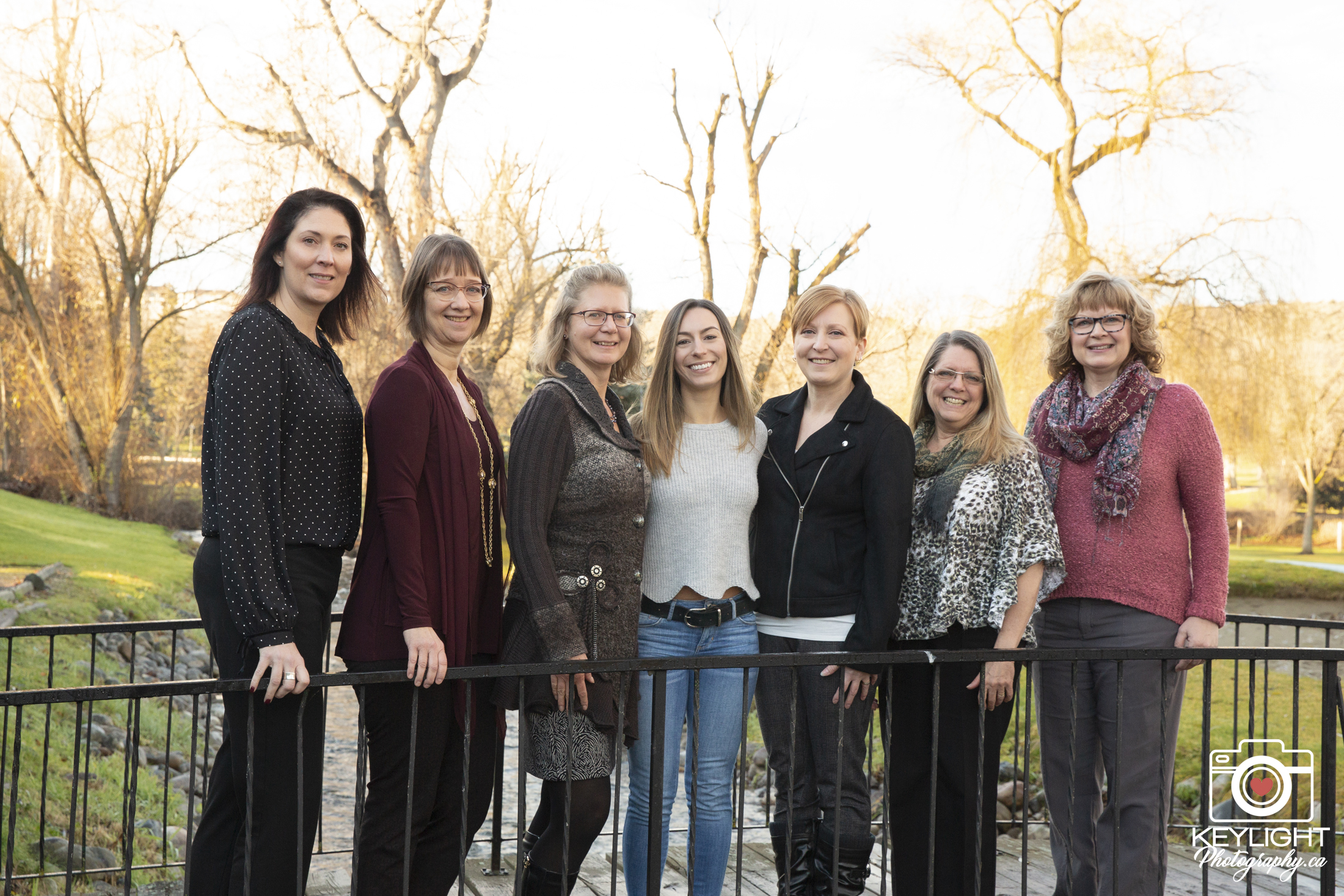 Vernon Women in Business 2018/2019 Executive Committee