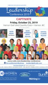 Leadership Conference 2020 - EMPOWER @ Sparkling Hill Resort | Vernon | British Columbia | Canada