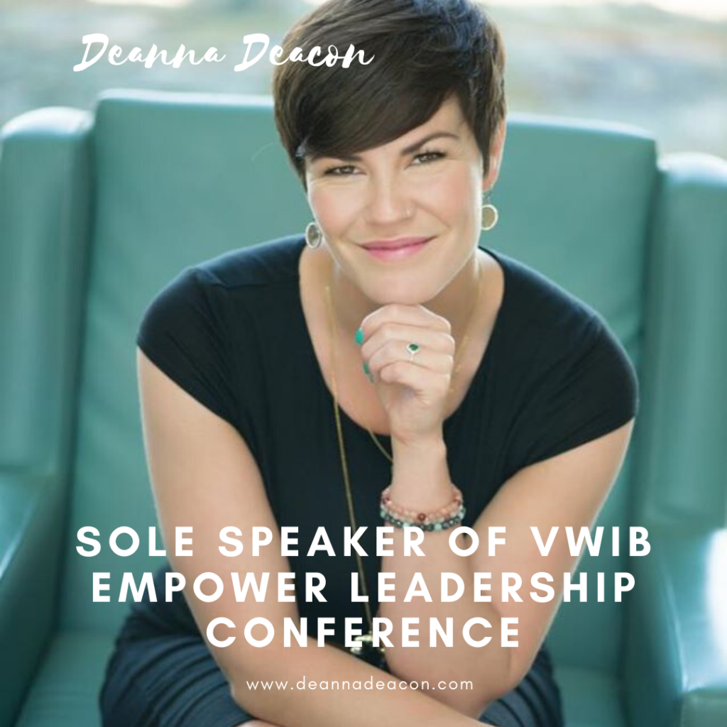 Deanna Deacon, Speaker at the Vernon Women in Business Leadership Conference 2020
